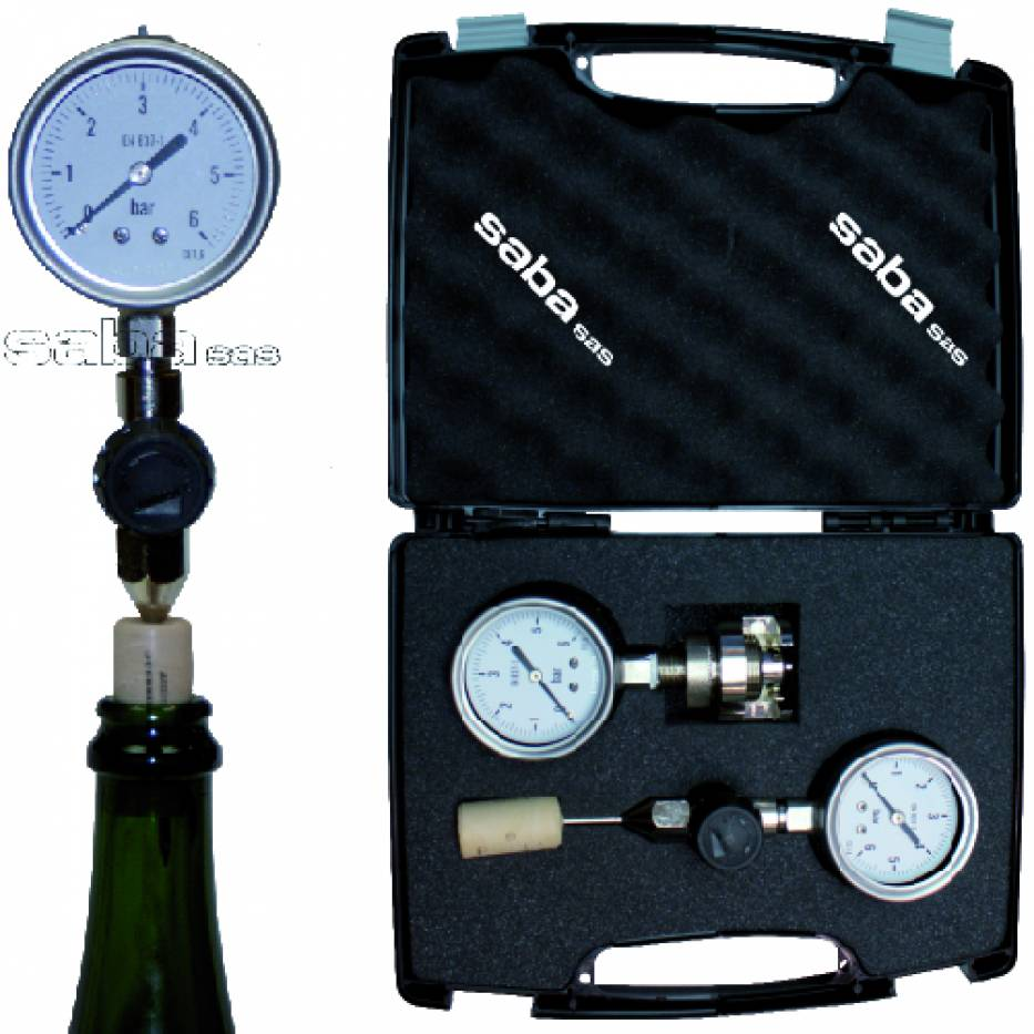 APHROMETER FOR BOTTLES