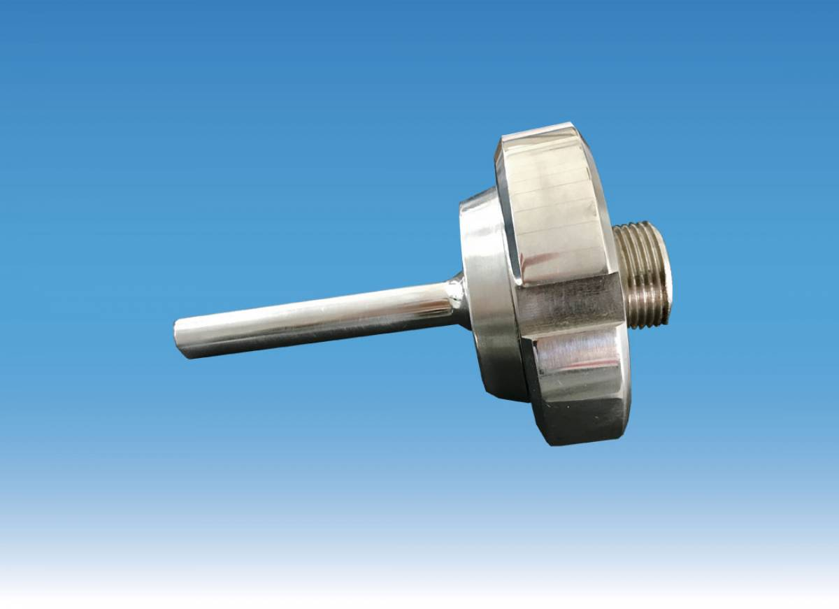 Thermowell for healtcare