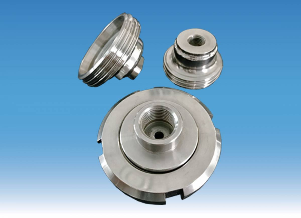 Diaphragm seal DIN