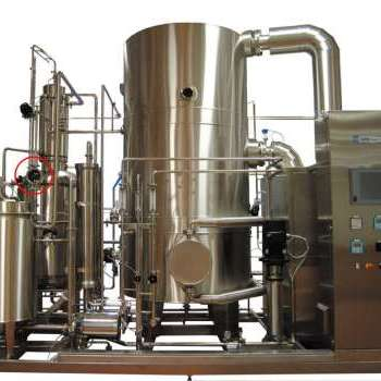 Thermocompression distiller with integrated reverse osmosis