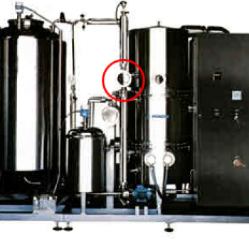 Thermocommission distiller